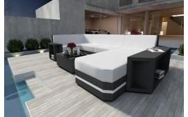Divano Lounge AVENTADOR XL v2 in rattan NATIVO™ Möbel Schweiz