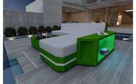Designer Rattan Lounge Sofa AVENTADOR MINI v2 NATIVO™ Möbel Schweiz