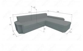 Canapé Lounge en rotin AVENTADOR MINI v2 NATIVO™ Möbel Schweiz