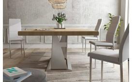 Designer Esstisch AVALON v.3 aus Massivholz NATIVO™ Möbel Schweiz