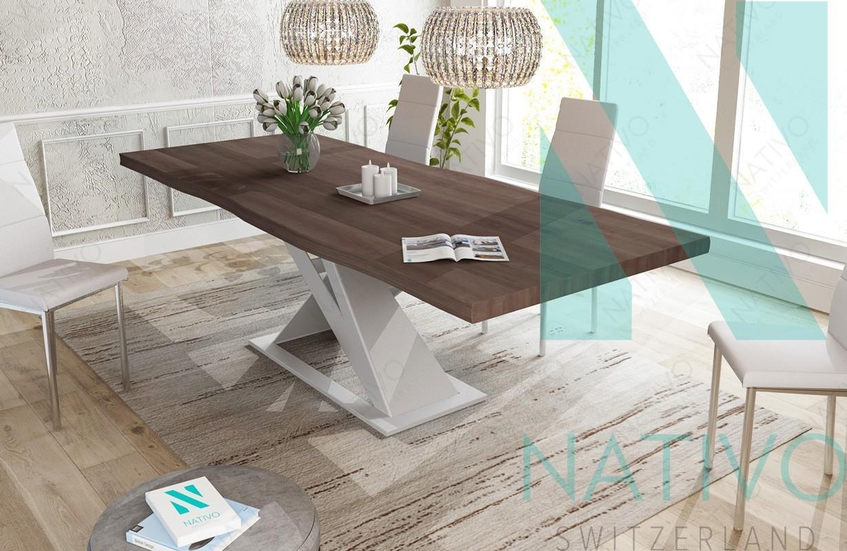 Tavolo da pranzo avalon v nativo mobili sala da pranzo