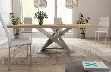 Tavoli Da Pranzo Design : Tavolo da pranzo avalon v nativo mobili sala da pranzo