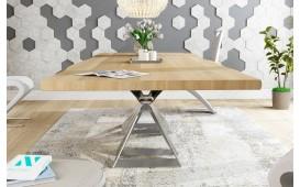 Designer Esstisch ARTHUR v.3 aus Massivholz NATIVO™ Möbel Schweiz