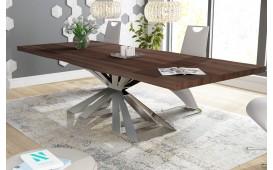 Designer Esstisch ARTHUR v.1 aus Massivholz NATIVO™ Möbel Schweiz