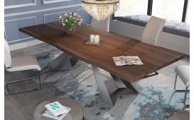 Designer Esstisch CAMELOT v.2 aus Massivholz