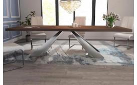 Designer Esstisch CAMELOT v.1 aus Massivholz NATIVO™ Möbel Schweiz