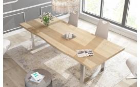 Designer Esstisch MARLIN v.3 aus Massivholz NATIVO™ Möbel Schweiz