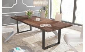 Designer Esstisch MARLIN v.2 aus Massivholz NATIVO™ Möbel Schweiz