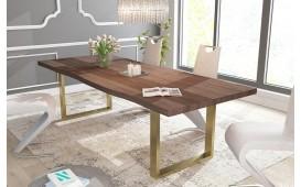 Designer Esstisch MARLIN aus Massivholz NATIVO™ Möbel Schweiz