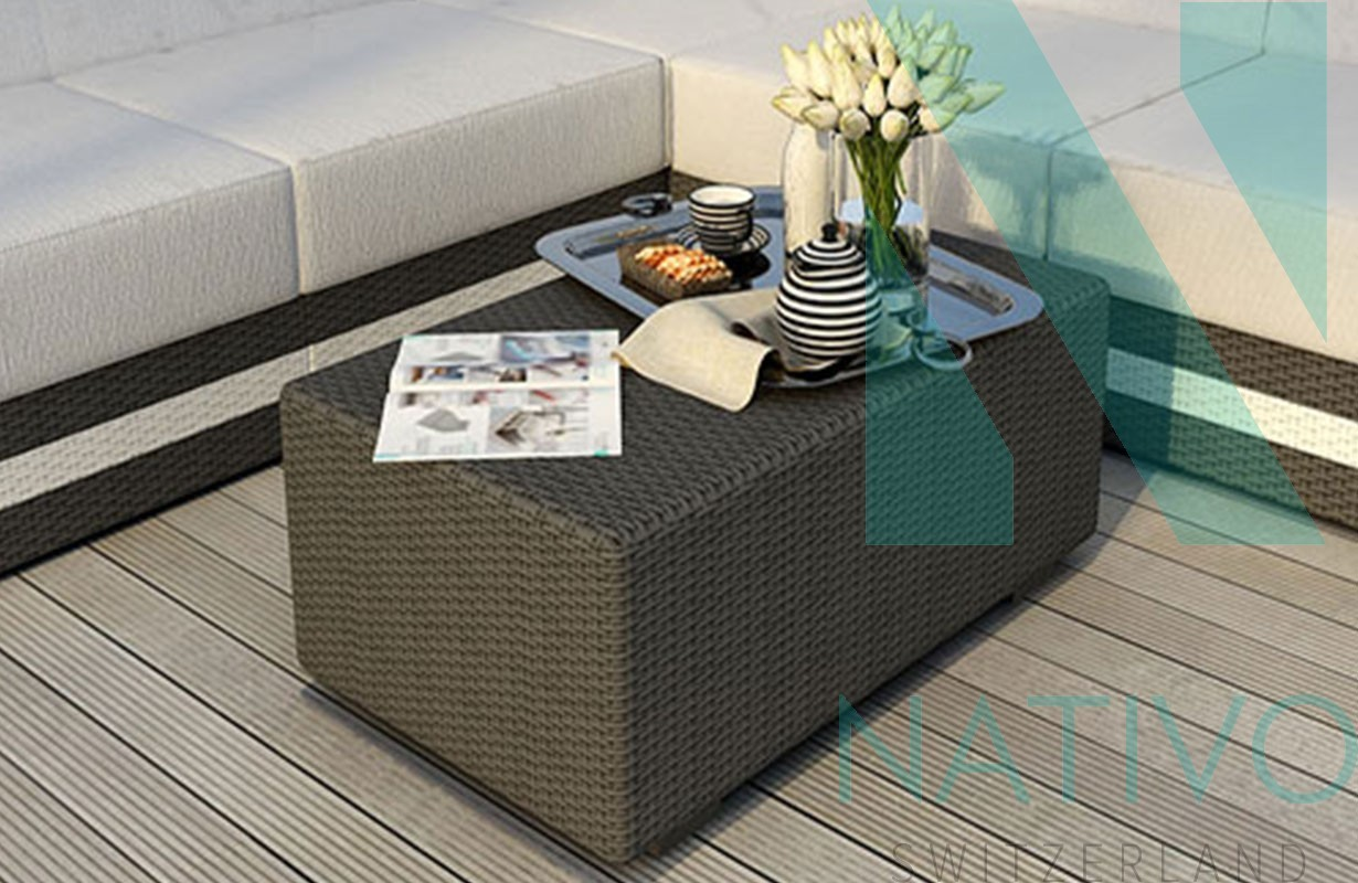 rattantisch klein awesome modern rattantisch large size of rattan tisch x buche rund schwarz. Black Bedroom Furniture Sets. Home Design Ideas