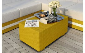 Designer Rattan Tisch MIRAGE NATIVO™ Möbel Schweiz