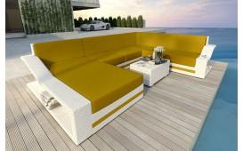 Canapé Lounge en rotin MATIS XXL NATIVO™ Möbel Schweiz