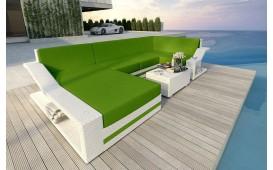 Designer Rattan Lounge Sofa MIRAGE XL NATIVO™ Möbel Schweiz