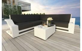 Canapé Lounge en rotin MATIS CORNER NATIVO™ Möbel Schweiz