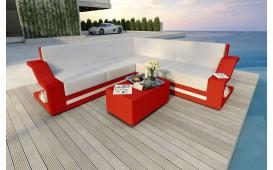 Designer Rattan Lounge Sofa MIRAGE CORNER NATIVO™ Möbel Schweiz