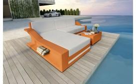 Divano Lounge MATIS MINI in rattan NATIVO™ Möbel Schweiz