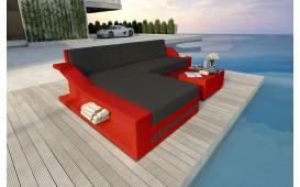 Designer Rattan Lounge Sofa MIRAGE MINI NATIVO™ Möbel Schweiz