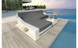 Designer Rattan Lounge Sofa MIRAGE MINI v2