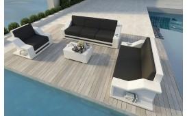 Rattan Lounge Set MIRAGE 3+2+1 NATIVO™ Möbel Schweiz