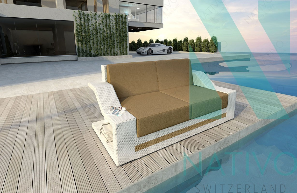 rattan lounge sofa mirage v2 in rattan von nativo m bel. Black Bedroom Furniture Sets. Home Design Ideas