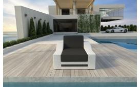 Rattan Lounge Sofa MIRAGE 1 Sitzer