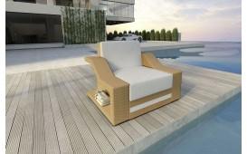 Poltrona Lounge MIRAGE in rattan NATIVO™ Möbel Schweiz