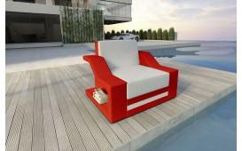 Rattan Lounge Sofa MIRAGE 1 Sitzer NATIVO™ Möbel Schweiz
