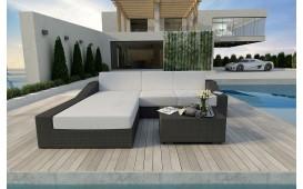 Designer Rattan Lounge Sofa MIRAGE MINI v1 NATIVO™ Möbel Schweiz