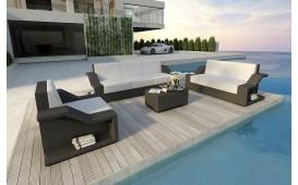 Rattan Lounge Set MIRAGE 3+2+1 v1 NATIVO™ Möbel Schweiz