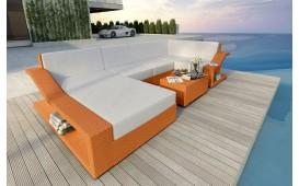 Designer Rattan Lounge Sofa MIRAGE XL v1 NATIVO™ Möbel Schweiz