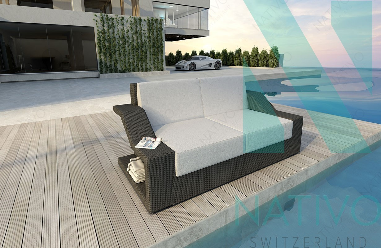 rattan lounge sofa mirage v1 in rattan von nativo m bel. Black Bedroom Furniture Sets. Home Design Ideas