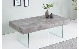 Designer Couchtisch BALANCE CONCRETE 110 cm- NATIVO™ Möbel Schweiz