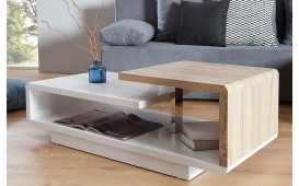 Table basse Design BOND WOOD 100 cm