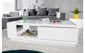 Designer Couchtisch STYLE WHITE