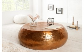 Designer Couchtisch KUPA BIG COPPER