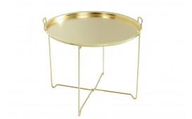 Designer Couchtisch CASABLANCA GOLD- NATIVO™ Möbel Schweiz