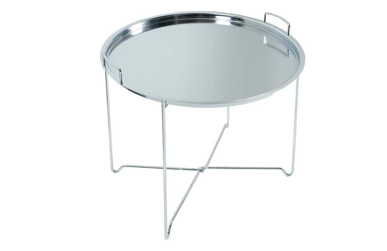 Table Basse Pour Le Salon Casablanca Silver Nativo Meubles