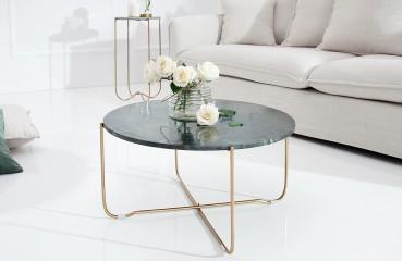Designer Couchtisch MARMO GREEN- NATIVO™ Möbel Schweiz