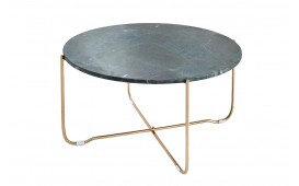 Table basse Design MARMO GREEN