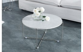 Table basse Design MARMO WHITE