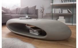 Designer Couchtisch BUBBLE CONCRETE Beleuchtung- NATIVO™ Möbel Schweiz