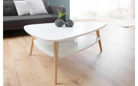 Table basse Design MAN DUBBEL