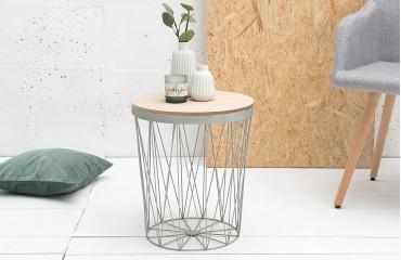 Designer Couchtisch CAGE II GREY- NATIVO™ Möbel Schweiz