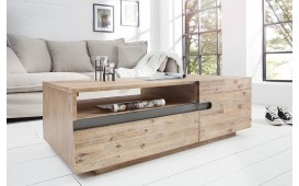 Designer Couchtisch GOTAMA AKACIA 115 cm- NATIVO™ Möbel Schweiz