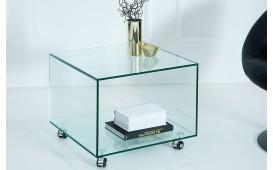 Designer Beistelltisch CLEAR 50 cm ROL- NATIVO™ Möbel Schweiz