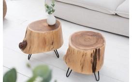 Tavolino d'appoggio di design DOA 35 cm