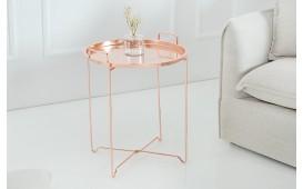Designer Beistelltisch CASABLANCA COPPER- NATIVO™ Möbel Schweiz