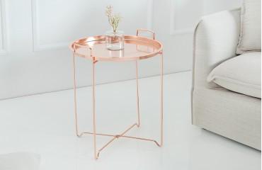 Table d'appoint Design CASABLANCA COPPER