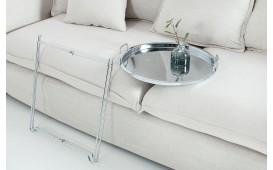 Designer Beistelltisch CASABLANCA SILVER- NATIVO™ Möbel Schweiz