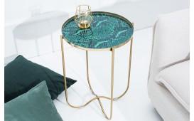 Designer Beistelltisch MARMO GREEN 38 cm-NATIVO™ Möbel Schweiz
